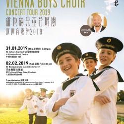 Vienna Boys Choir Concert Tour 2019